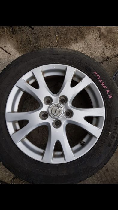 Jante Mazda