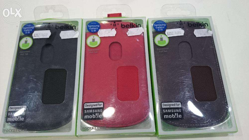 Husa/Cover/Case Belkin pt Samsung Galaxy S 3 NOU