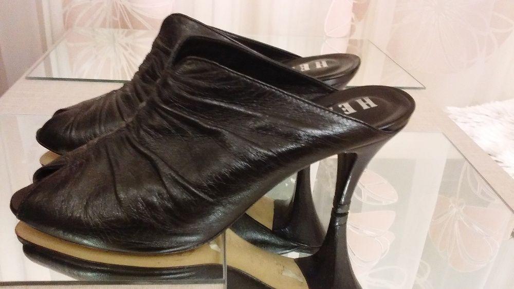 sandale din piele naturala Italia-HEART