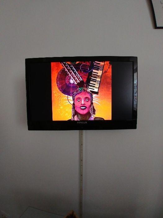 Televizor led finlux 61 cm, full hd, negru, 24 inch