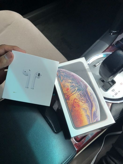 iPhone XS Max Duos 256GB Gold e Space Grey