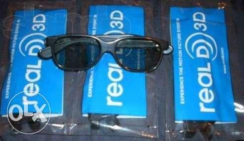 3D очки для телевизоров и мониторов REAL 3D cinima