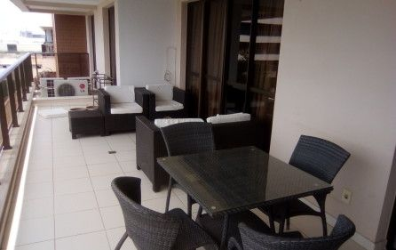 Arrenda-se Apartamento T3-Condomínio Noblesse-Talatona