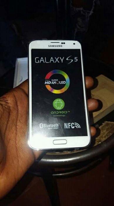 Galaxy S5 Novo Na caixa Original