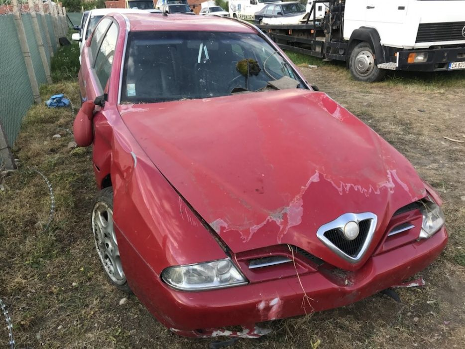 НА ЧАСТИ! Alfa Romeo 166 , 2.4 JTD 136 кс. Алфа Ромео 166