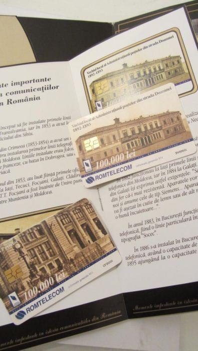 Set nou Cartele Telefonice DE COLECTIE Rar! Editie Limitata