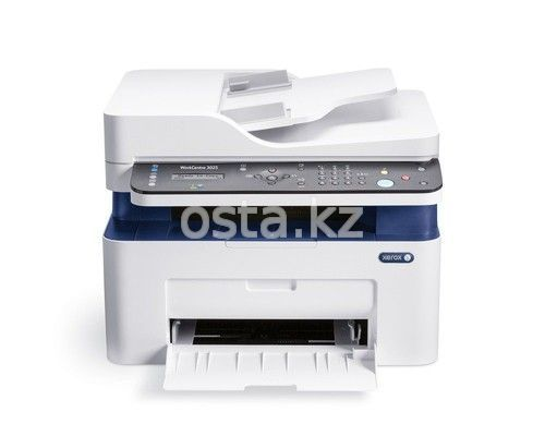 Лазерное МФУ (4 в 1) Xerox WorkCentre 3025NI Wi-Fi/Автоподатчик/Факс!