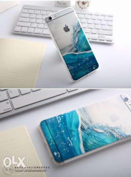3D print силиконов кейс калъф за Iphone 5, 5S, SE, 6, 6S, 6 PLUS