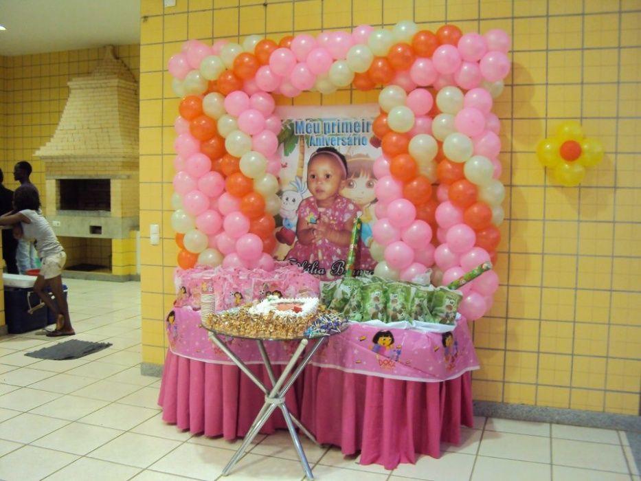 Fazemos decoração em todos tipos de evento...