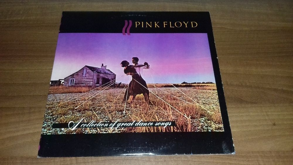 Pink Floyd - A Collection of Great Dance Songs - vinil, vinyl, vinilur