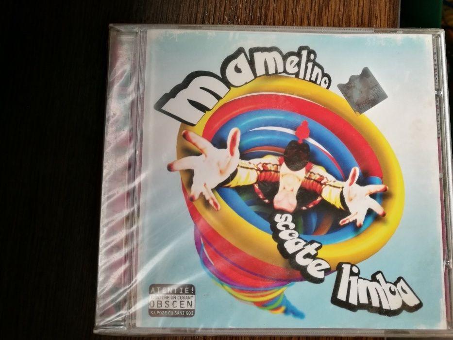 Vand CD audio Mamelino-Scoate Limba Pentru Colectionari