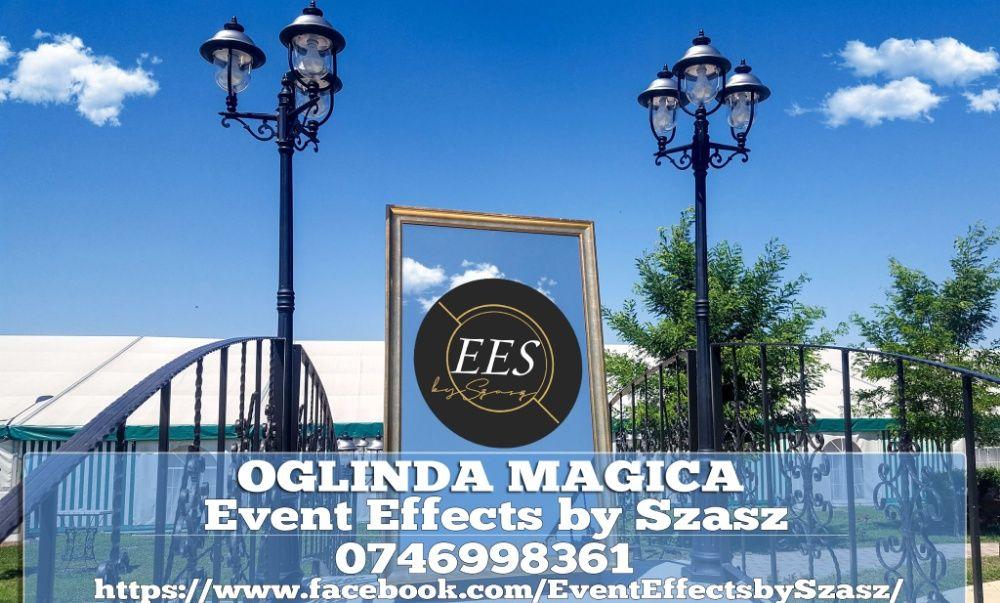 Oglinda Magica/PhotoBooth/ Gheata carbonica/ Fum greu