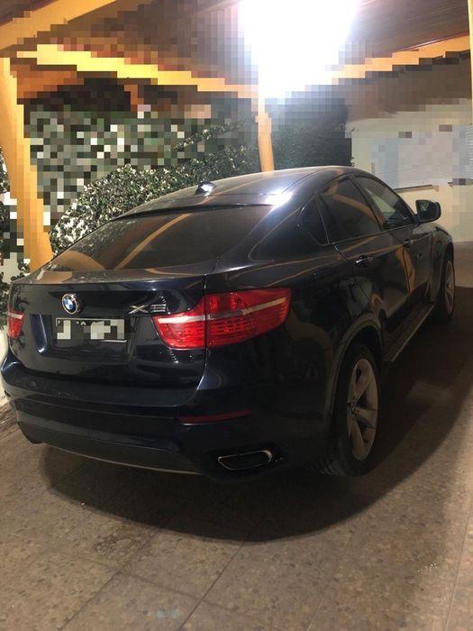 BMW X6 a venda
