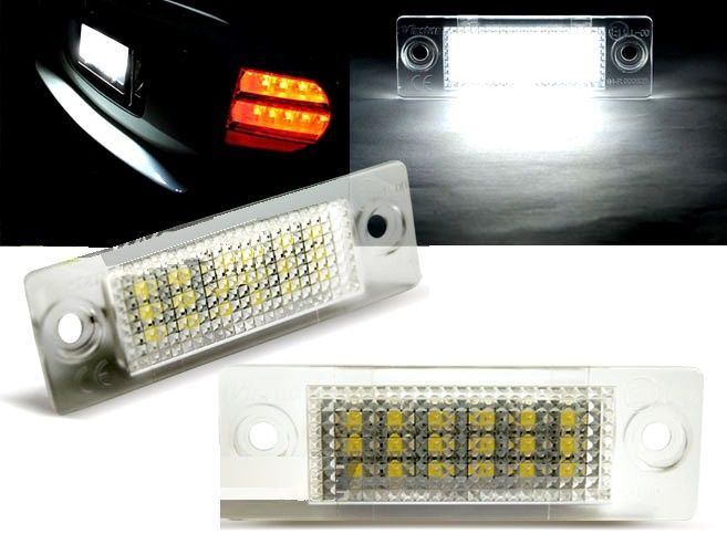 Lampa LED numar Touran/Jetta/Caddy/Passat/Transporter/Skoda Superb