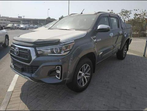 Toyota hilux disponíveis