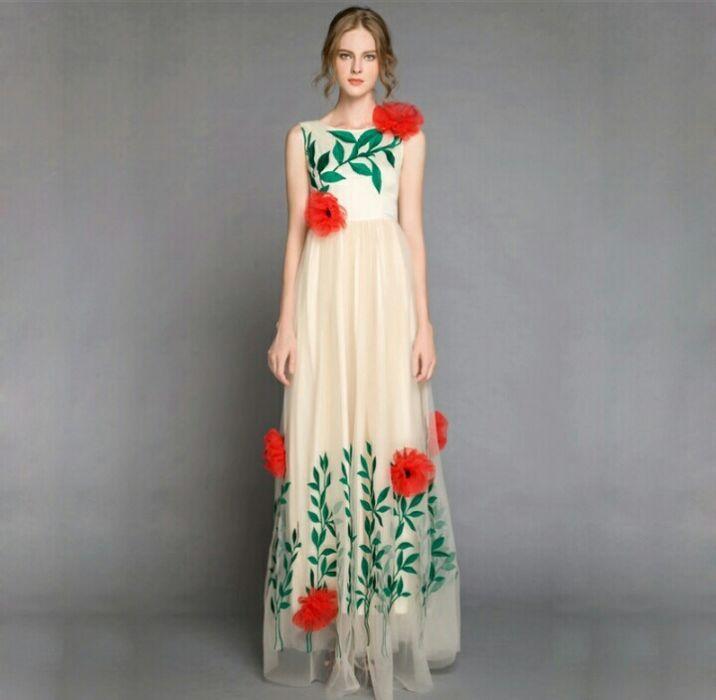 Шикарное платье для выпускного, юбилея, любого торжества!