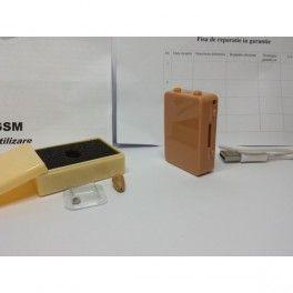 Cutie Gsm Box pentru Copiat fara Telefon - fără fire pe corp!