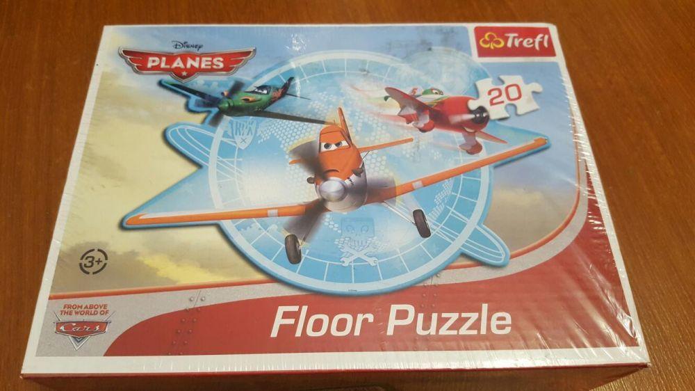 Puzzle Disney/Winnie the Pooh/Avioane