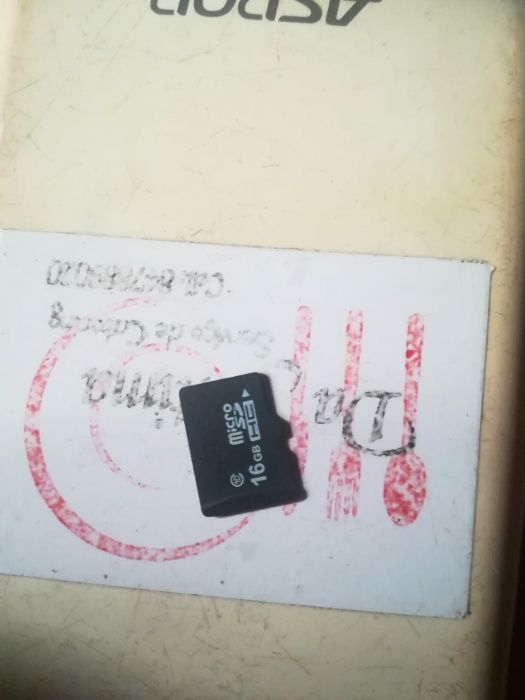 Cartão De Memória 16Gb Fomento - imagem 1