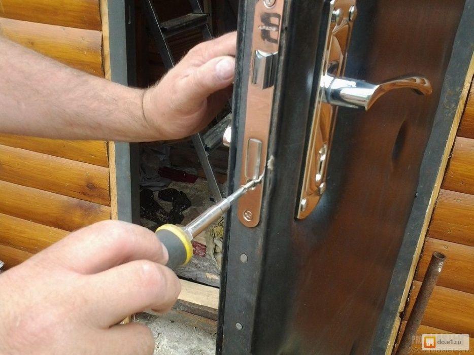 Вскрытие замков, ремонт, установка, врезка, утепление дверей