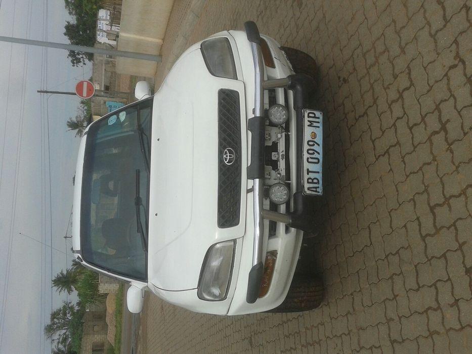 Vendo Toyota rava Bairro do Xipamanine - imagem 8