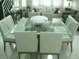 Mesa de 8 cadeiras a venda