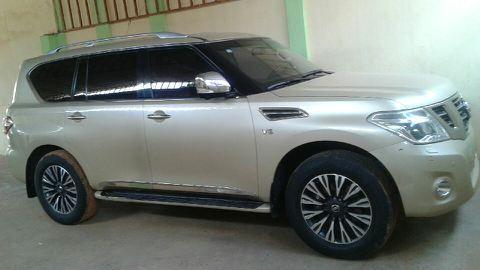 Nissan Patrol Platinum 17 Milhões de Kwanzas