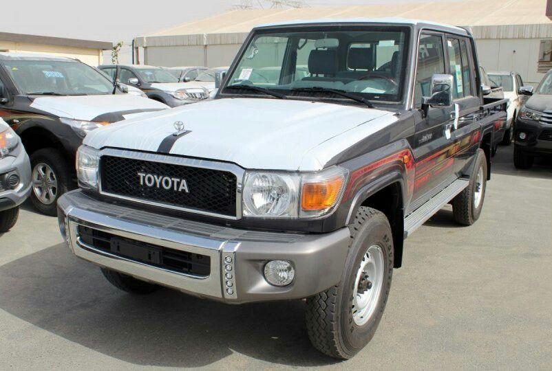 Toyota Landcruiser Pick up Lx V6 novo