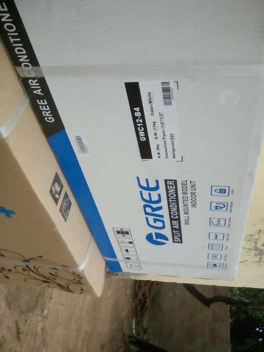 Ar condicionado 24000btus marca Gree com toda tubagem novos