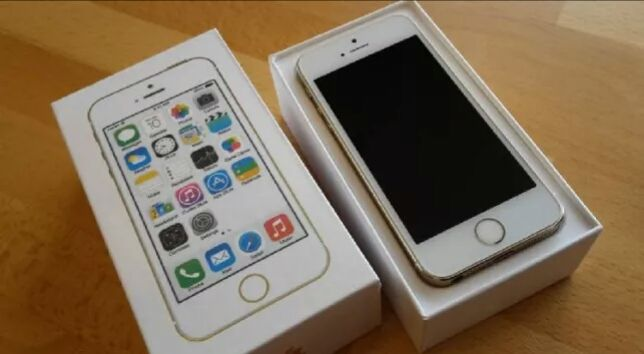 Iphone 5S 32 GB Benfica - imagem 1
