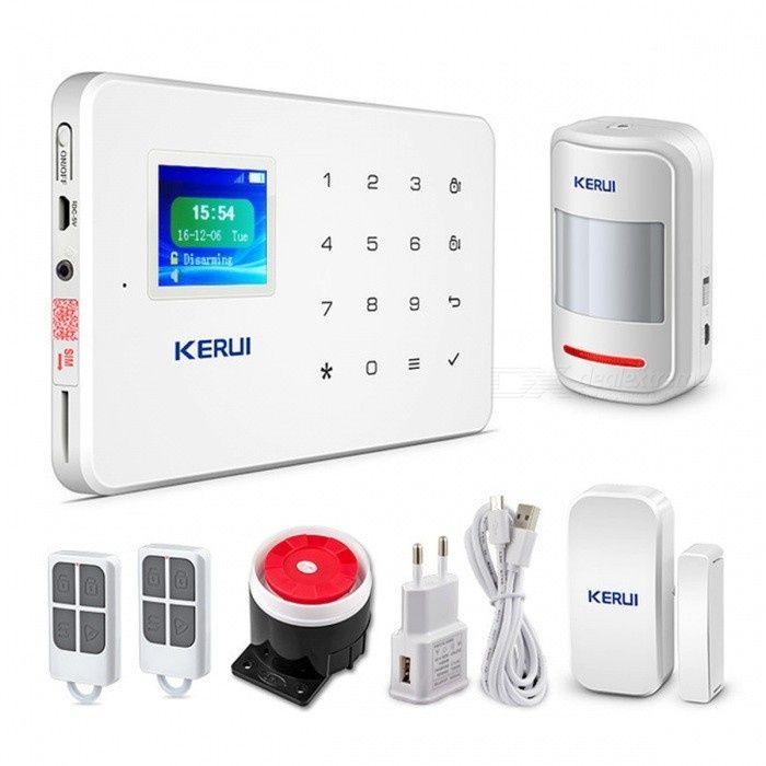 Alarme G18 wireless gsm