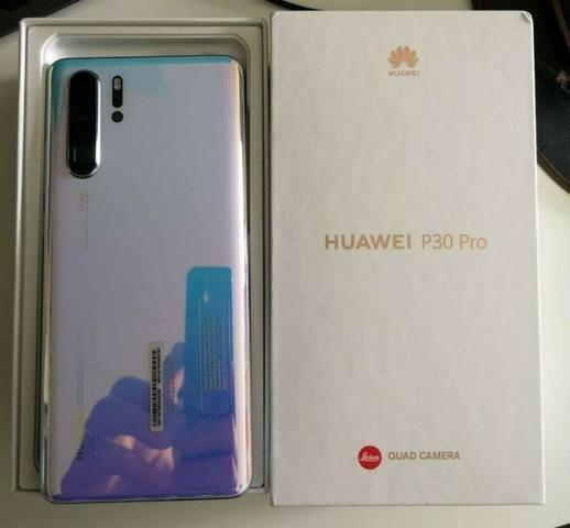 Huawei P30 Pro Dous 256GB novo na caixa selado