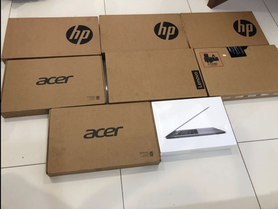 "Laptop Acer Aspire 3 15 ""6 selados"