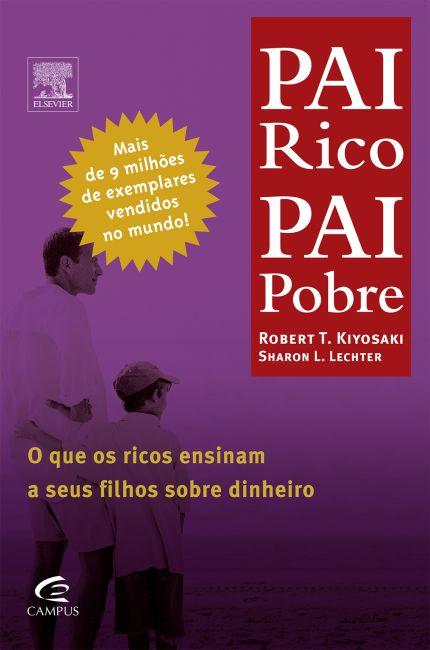 Livro Pai Rico Pai Pobre E-book (original)