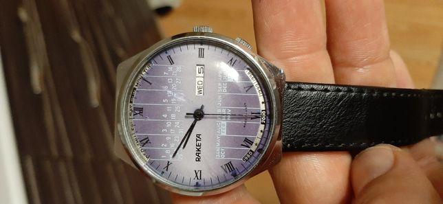 Часы ракета наручные старые продать час нянька стоимость в