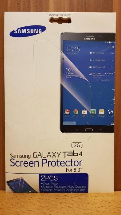 """Folie ecran Samsung Galaxy Tab 4, 8"""""""
