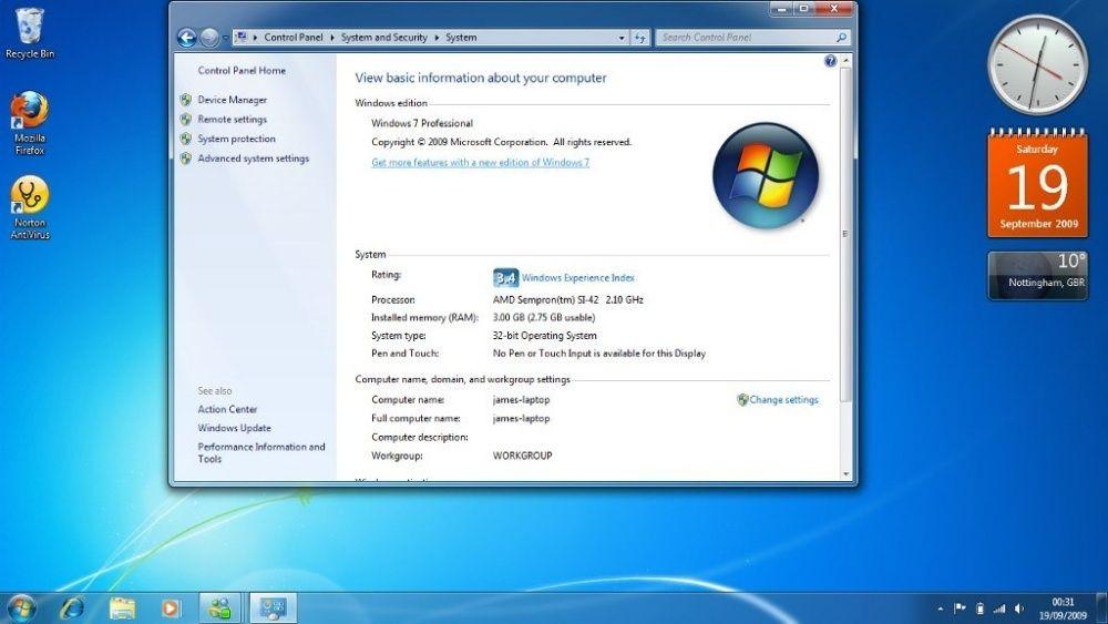 Instalez windows , diverse programe , devirusez , activez windows !