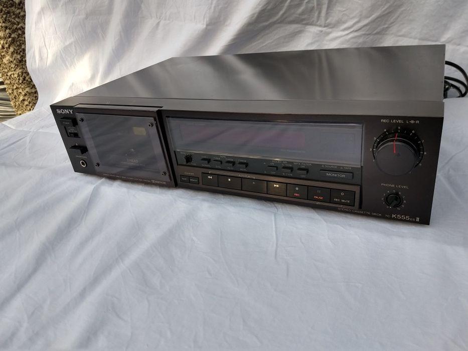 Deck Sony TC-K555ESII