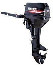 Мотор Лодочный HANGKAI 9.8 лс.в Кредит.