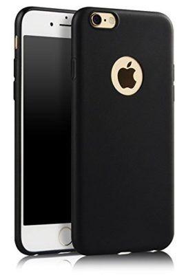 Husa Apple iPhone 5/5S/SE, Elegance Luxury slim antisoc Black