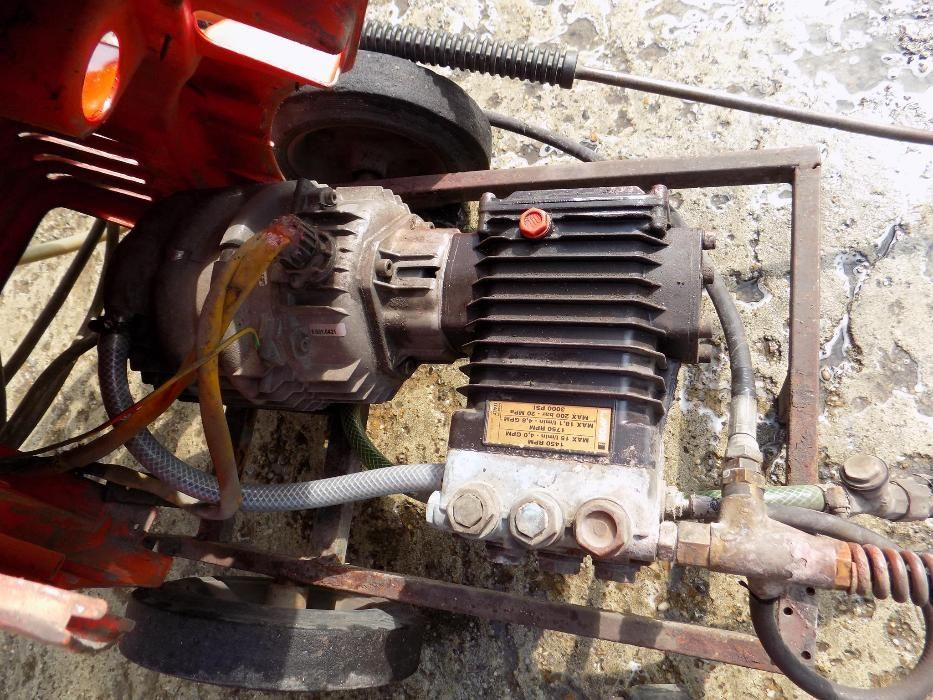 Aparat / Pompa de Spalat cu presiune Profesionala