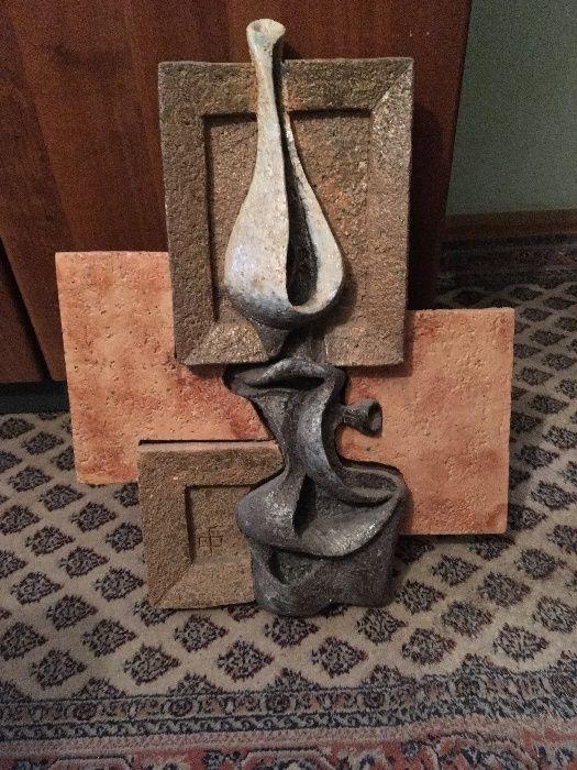 Фигурална пластика-камък