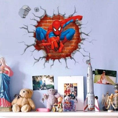 Стикери за декорация на детска стая + ПОДАРЪК стикер за ключ/контакт