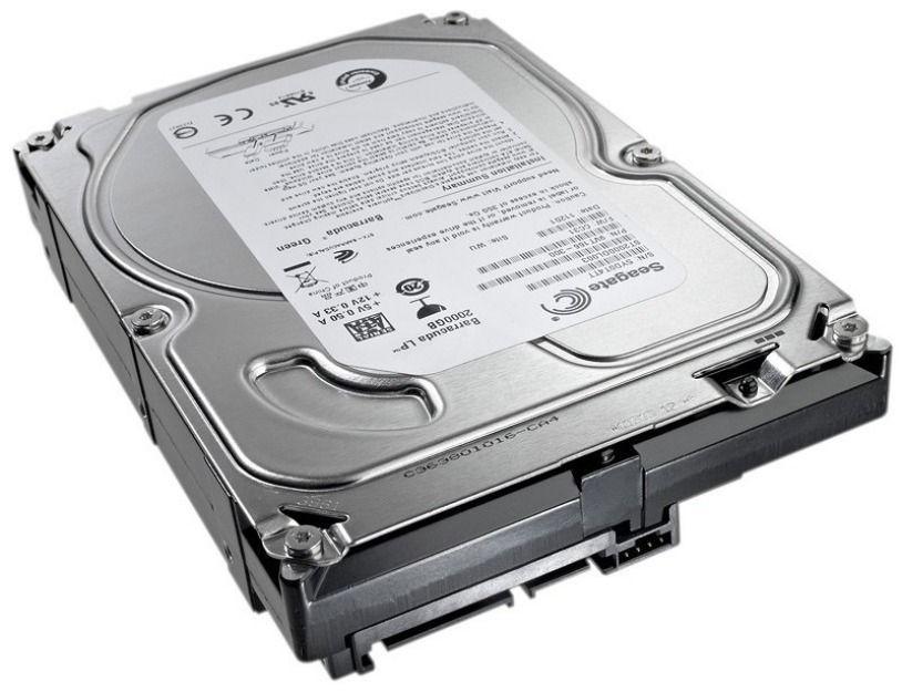 Disco Duro 2TB (2.000GB) Seagate Interno Sata de 3,5 Novos