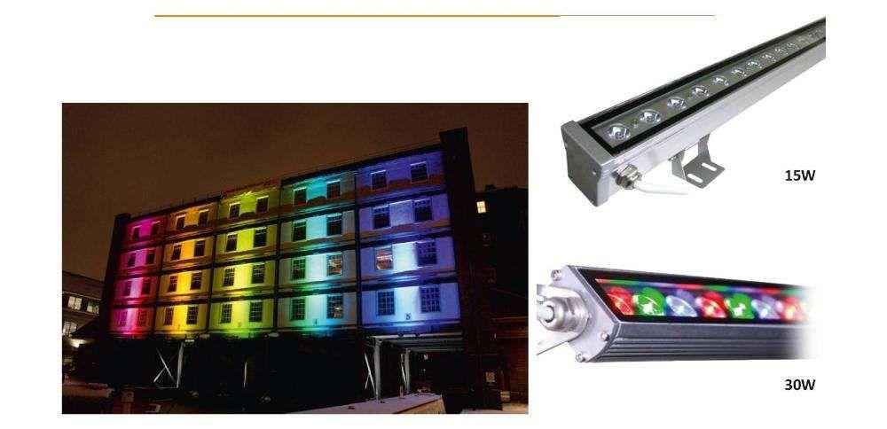 Vende-se Barras LED de Fachada Iguais ao do Hotel Epic Sana