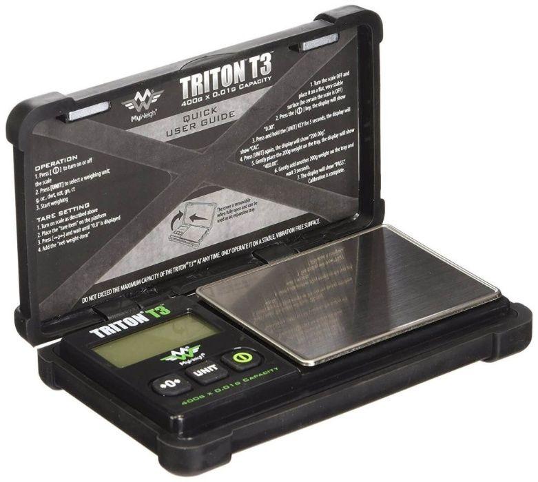 Cantar digital avansat Garantie 10 ani 0.01-400 grame My Weigh