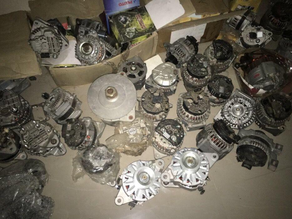 Motor de arranque alternador Turbo para ligeiros e pesado todo tipo