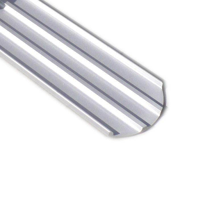 Lipa manuala pentru finisat beton 1.22 m, profil aluminiu extrudat