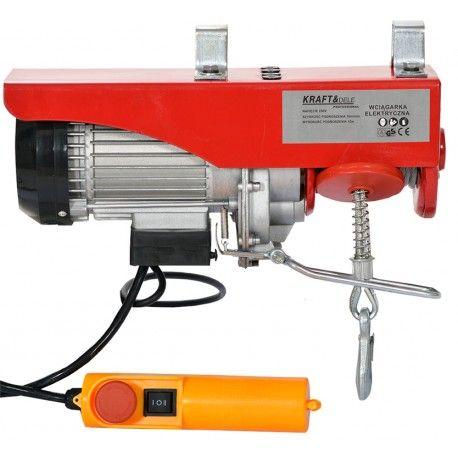 Troliu electric MACARA KRAFT DELE - 250 Kg - KD1524
