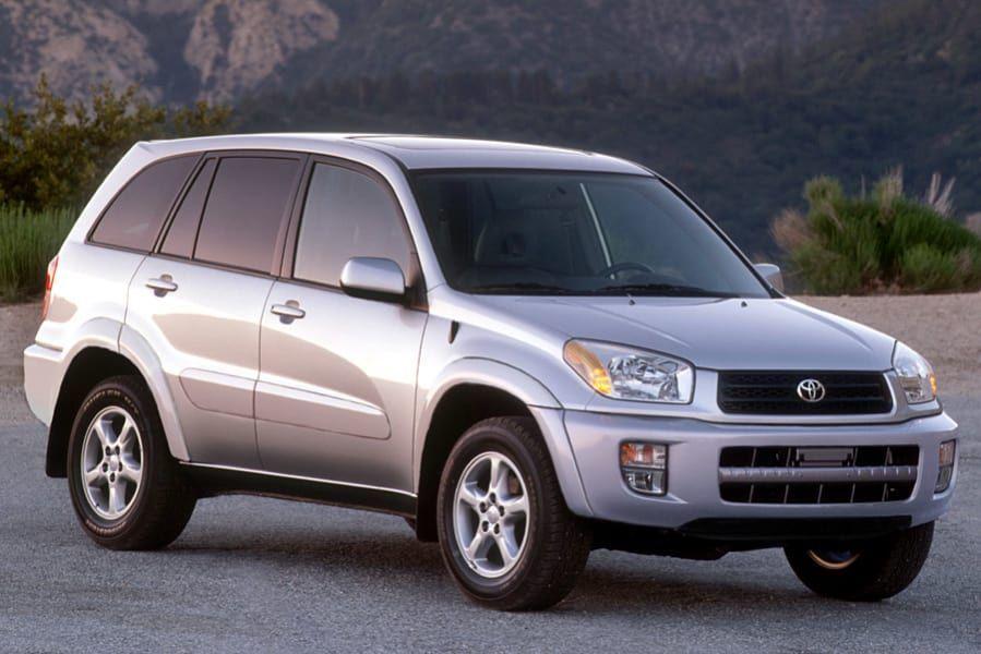 Toyota Rav4 2003 на части Автоморга Toyota предлага части за Тойота Ра